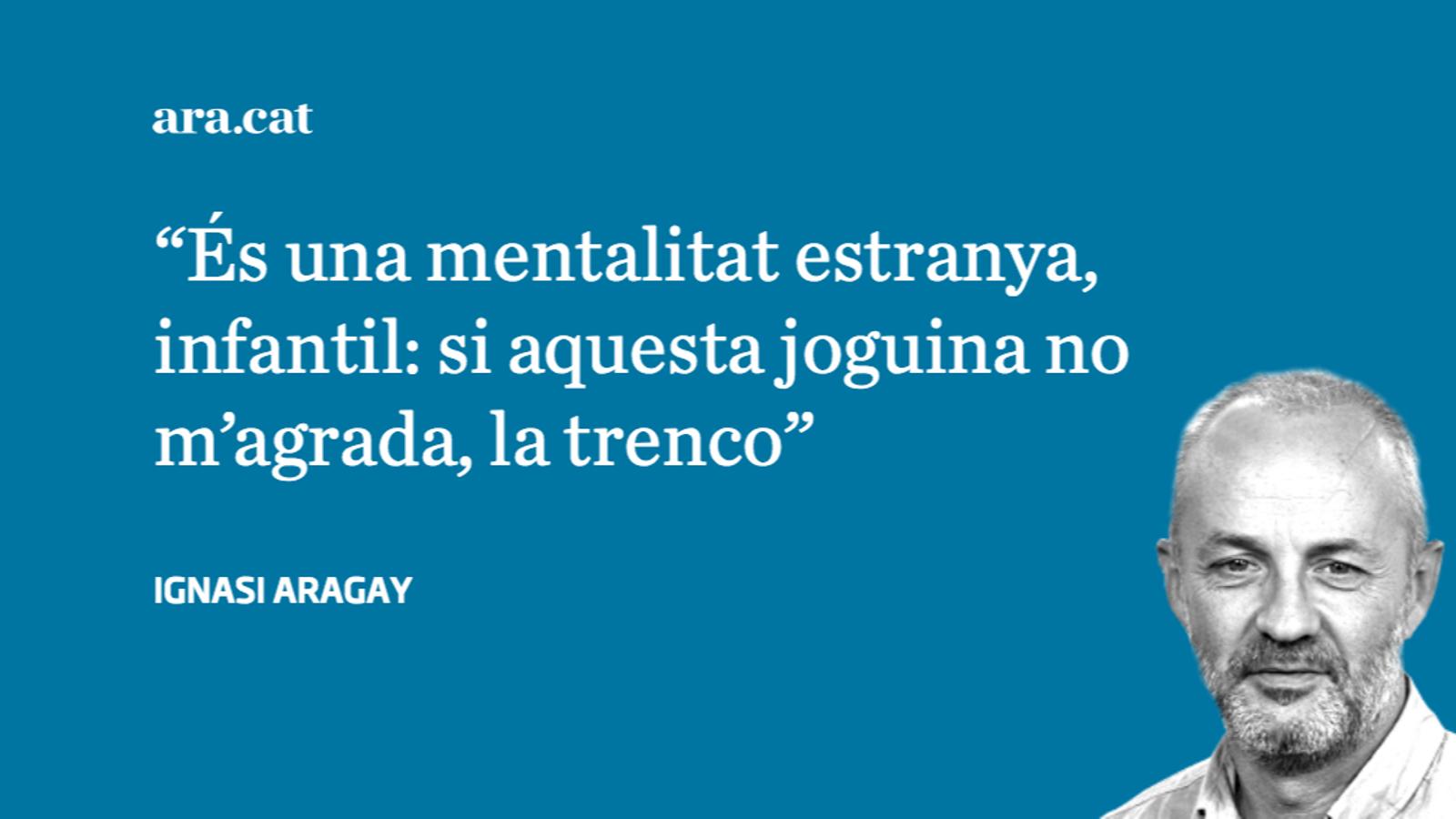 Espanya prohibeix la realitat