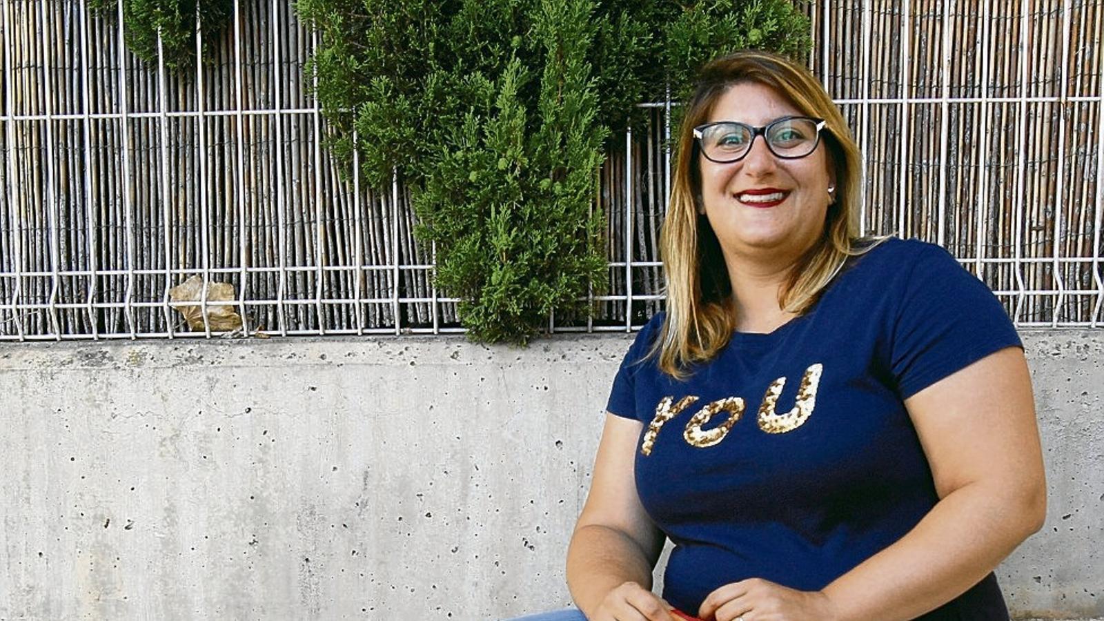 """""""Som més resilients que la majoria  de persones heterosexuals"""" Tatiana Casado"""