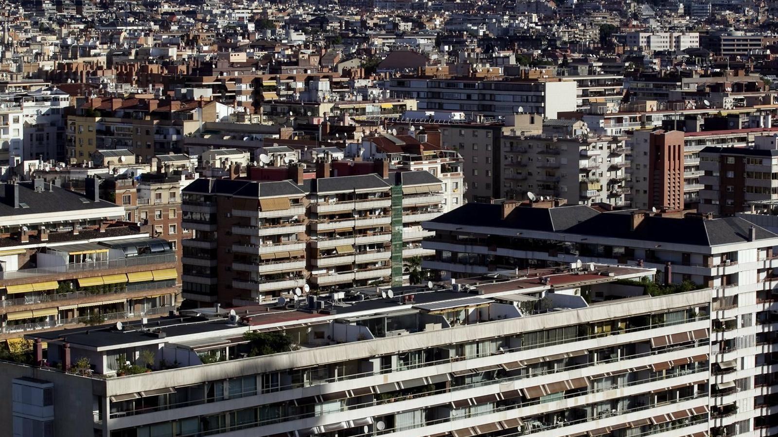 Per què frenen els preus dels pisos?