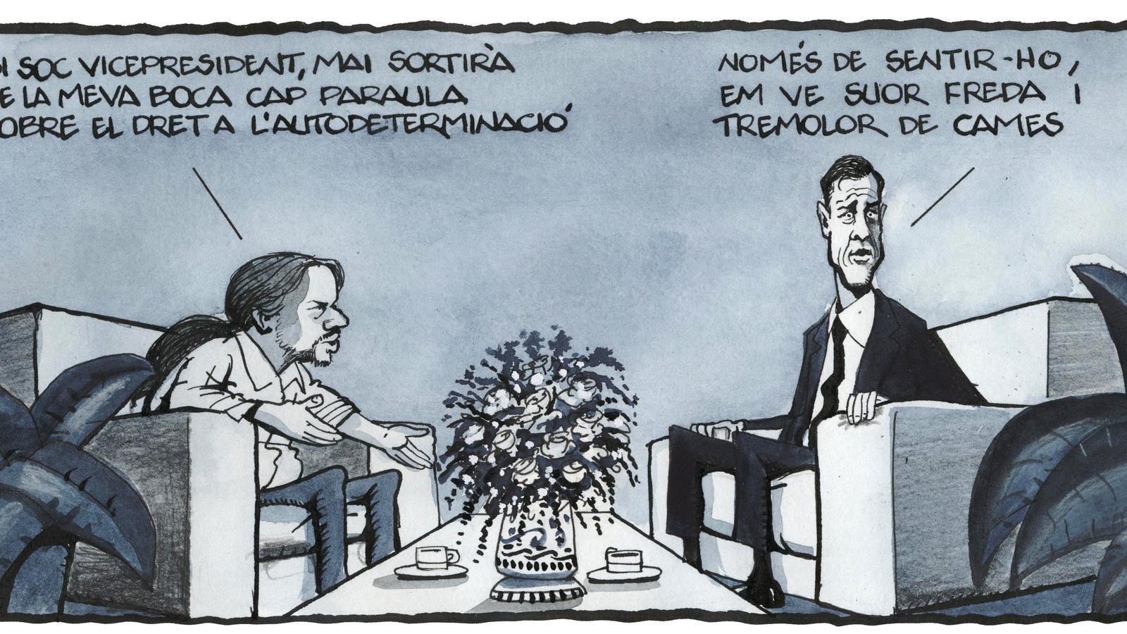 'A la contra', per Ferreres 13/07/2019