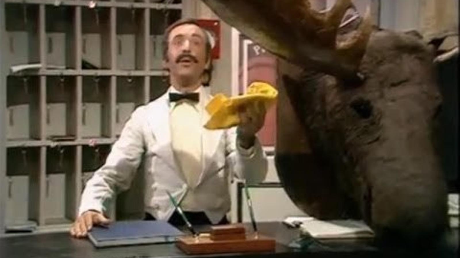 Mor l'actor Andrew Sachs, el 'Manuel' d''Hotel Fawlty', als 86 anys