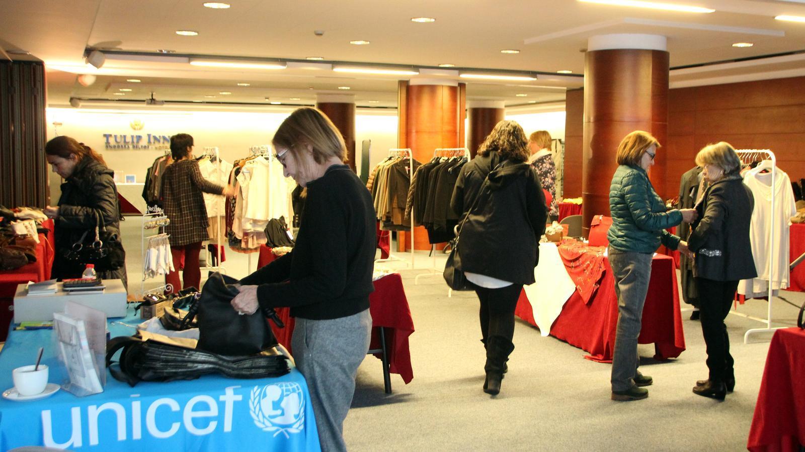 Els nous Encants d'Unicef / C.G. (ANA)