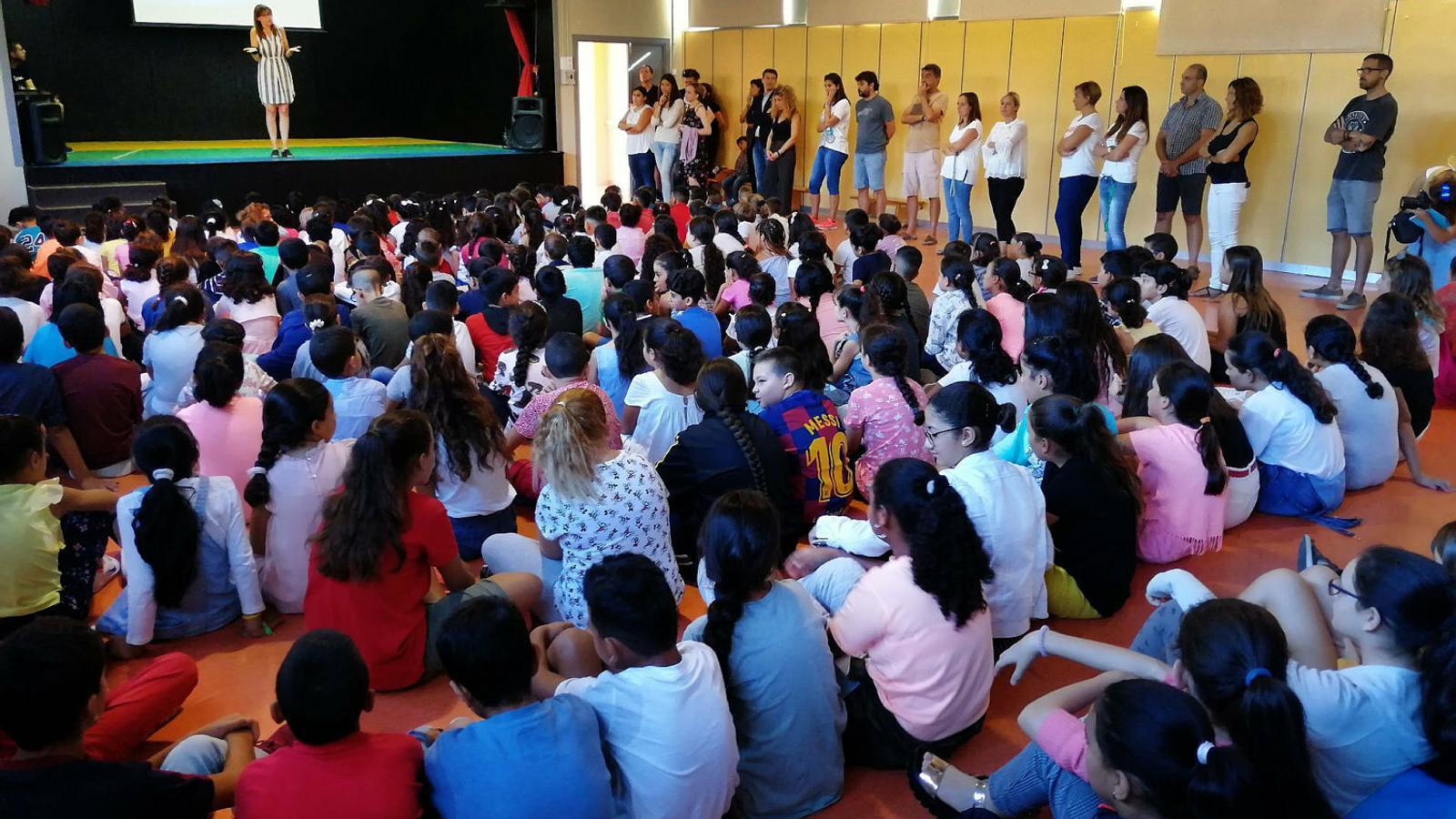 Bargalló estén el model dels instituts escola a les àrees rurals