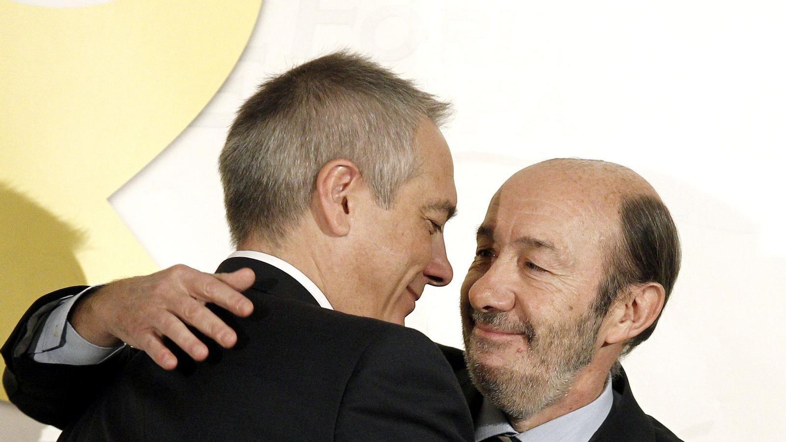 """Navarro abraça ara el discurs del perill de """"fractura social"""""""