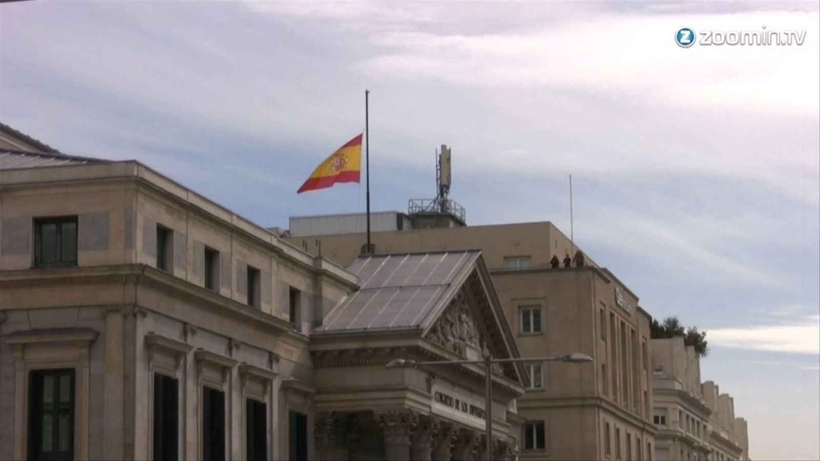 Els ciutadans s'acomiaden d'Adolfo Suárez