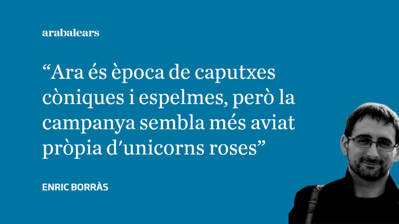 Unicorns roses i altres promeses electorals