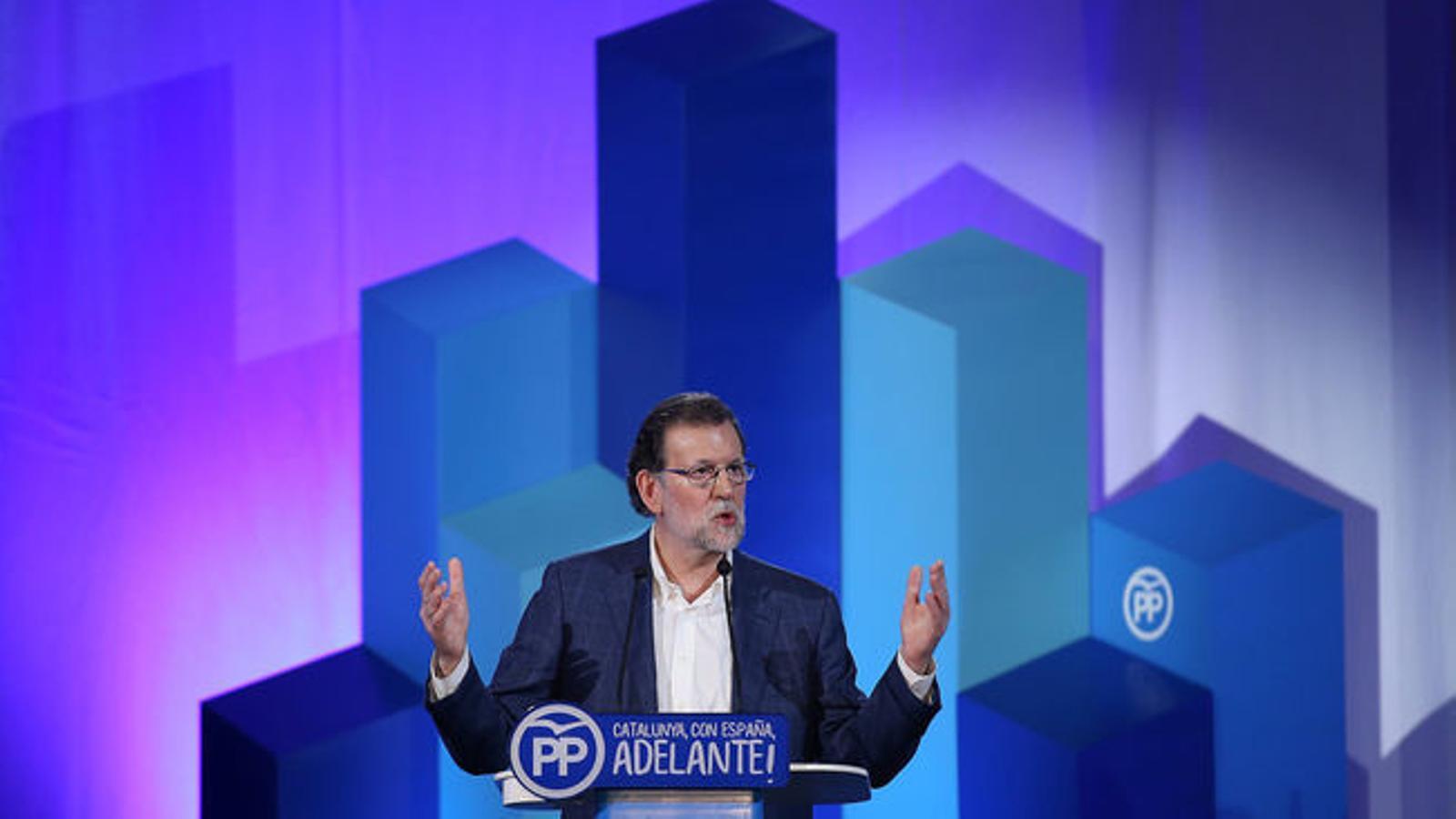 EN DIRECTE: Rajoy anuncia un paquet d'inversió en infraestructures a Catalunya