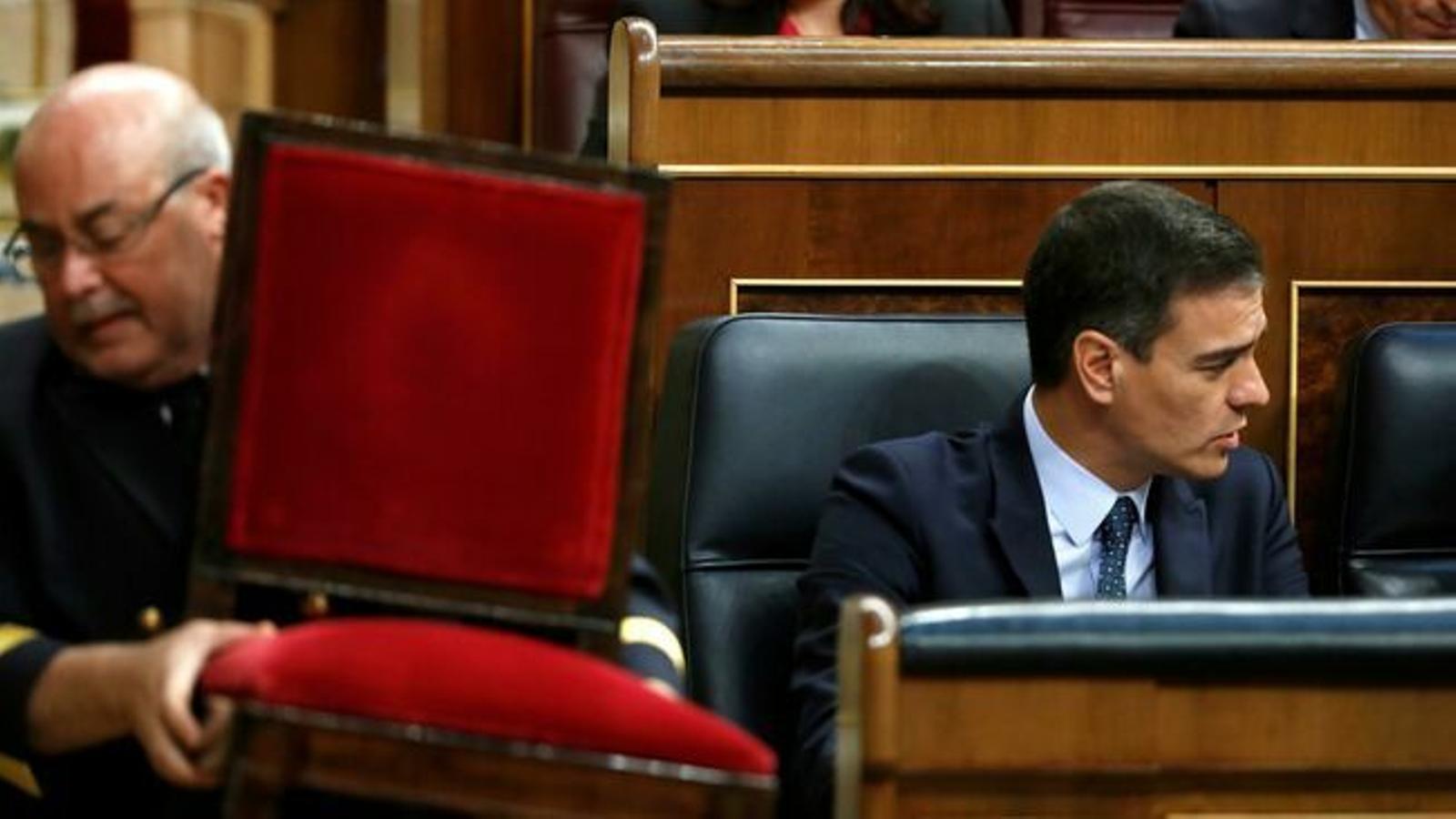 Més de 500.000 signatures perquè diputats i senadors renunciïn a la seva indemnització per la dissolució de Corts