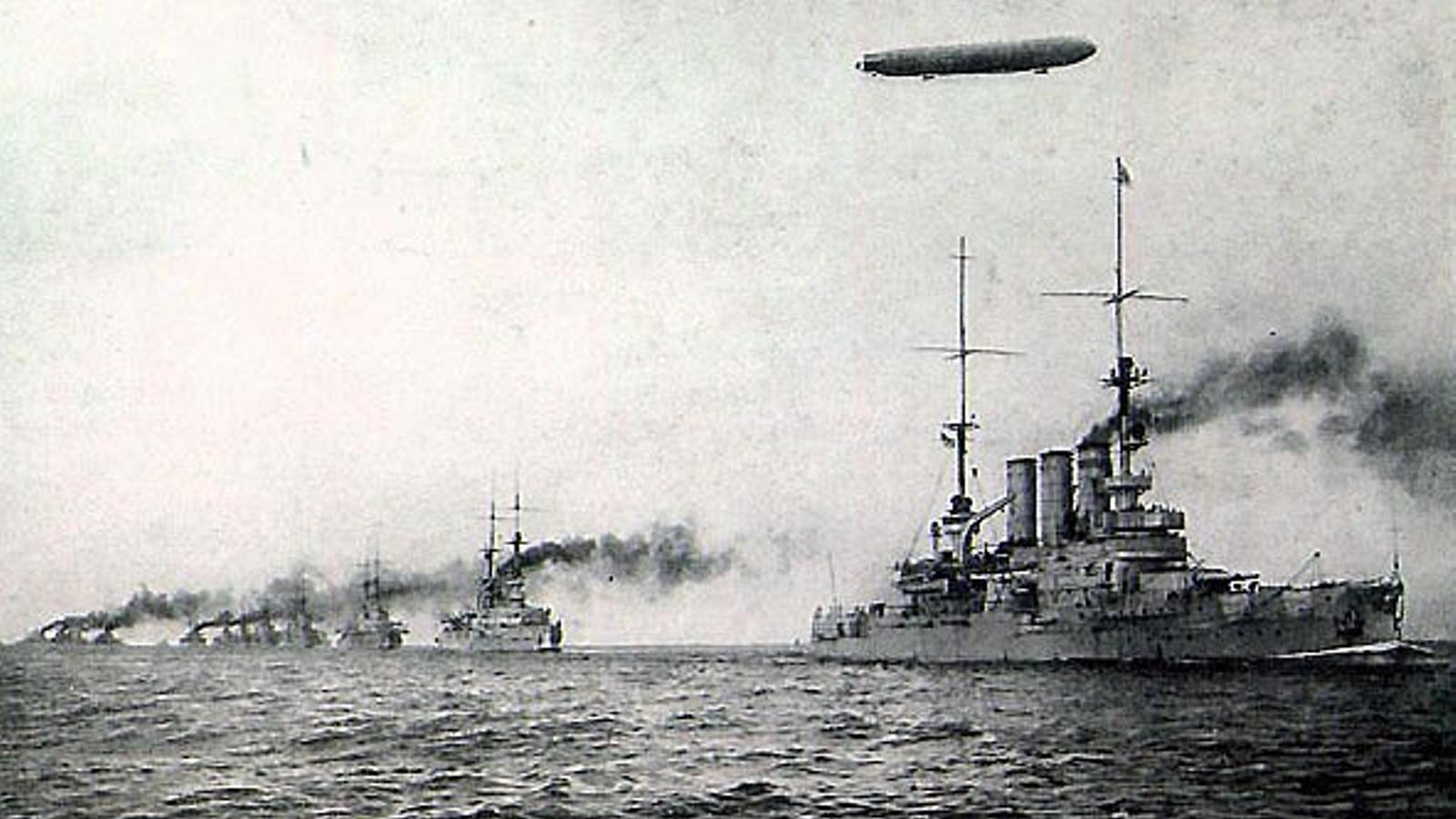 Resultado de imagen de guerra en el mar