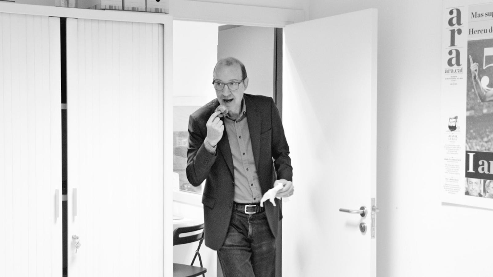 L'editorial d'Antoni Bassas: La responsabilitat dels negociadors (04/11/15)