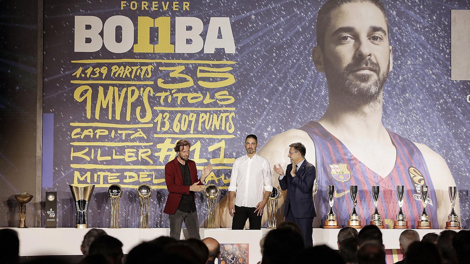 Una estàtua recordarà el millor jugador de la història del Barça