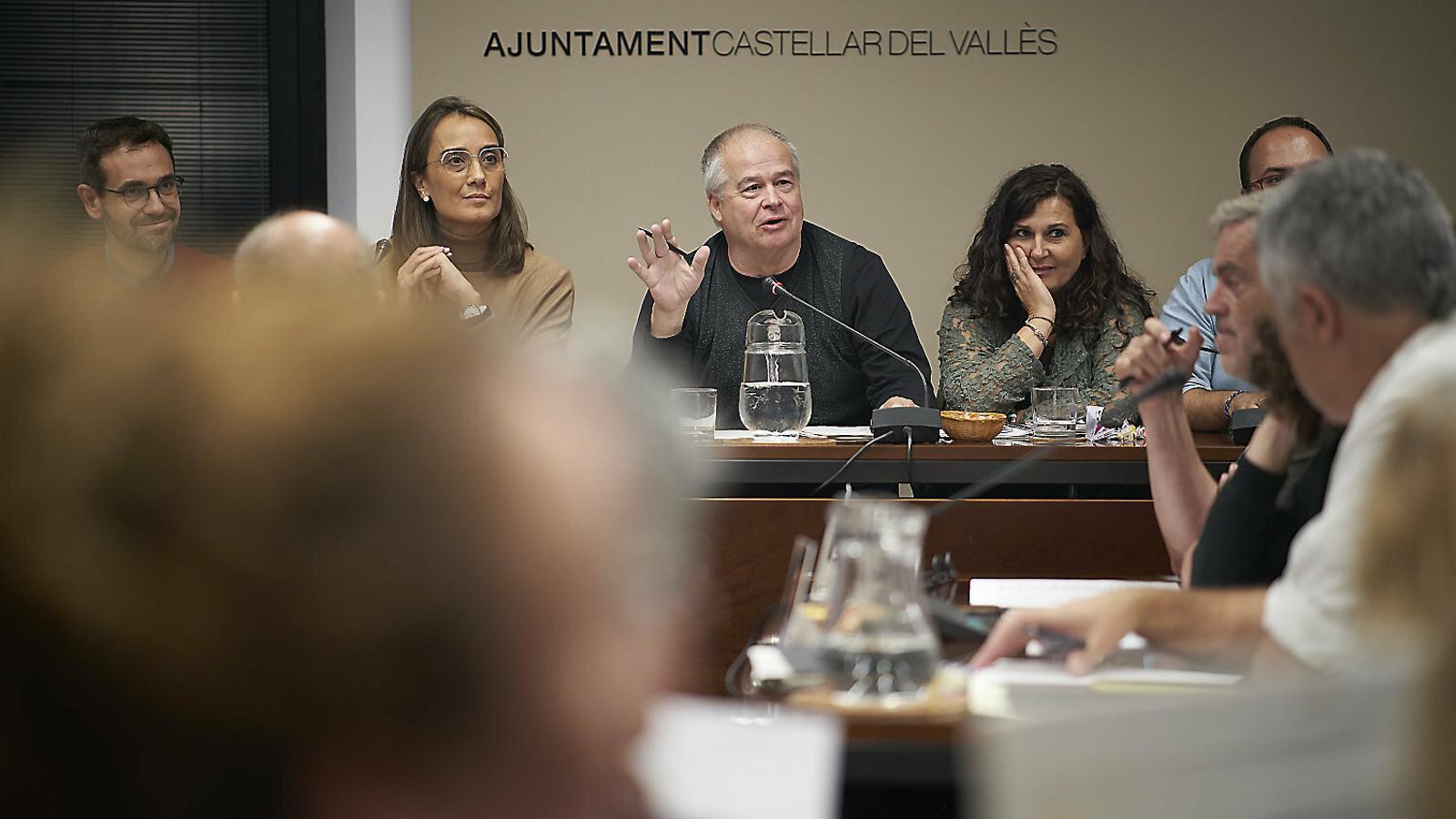 """Pepe González: """"Cal renovar el pacte lingüístic partint de la realitat actual del país"""""""