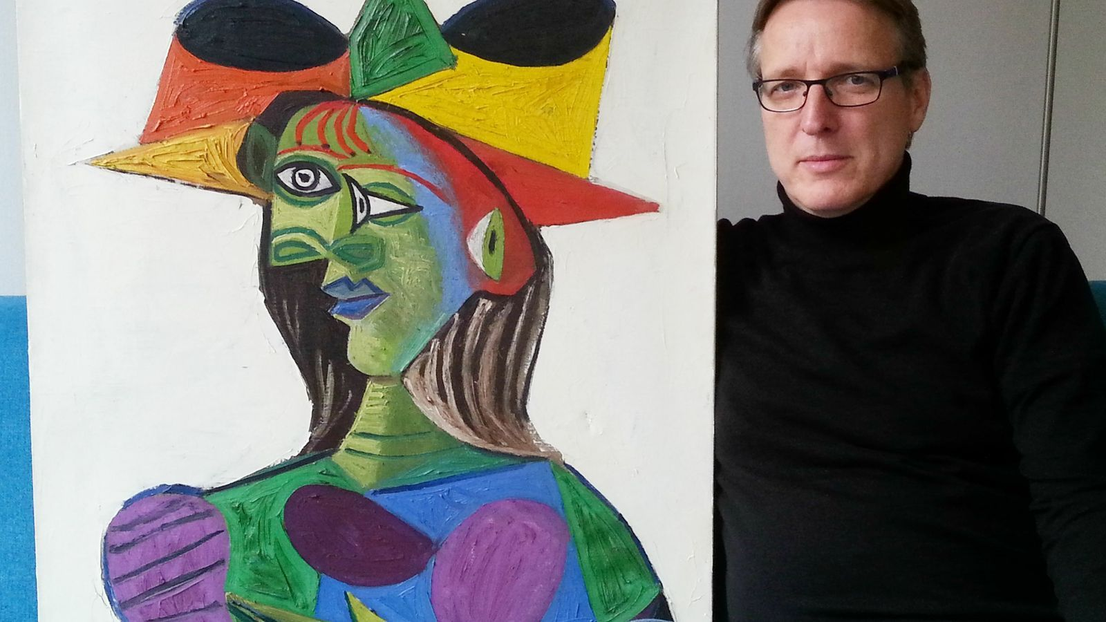 L'investigador Arthur Brand ha trobat un Picasso, 'Bust de dona (Dora Maar)'