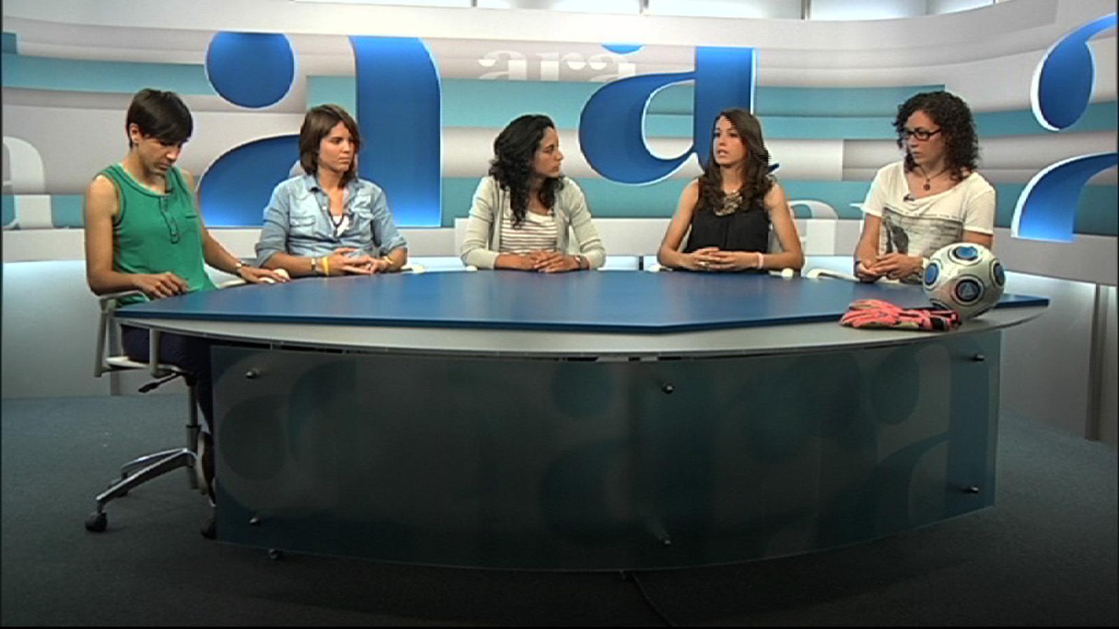 ARA Esports: És el millor moment del futbol femení?