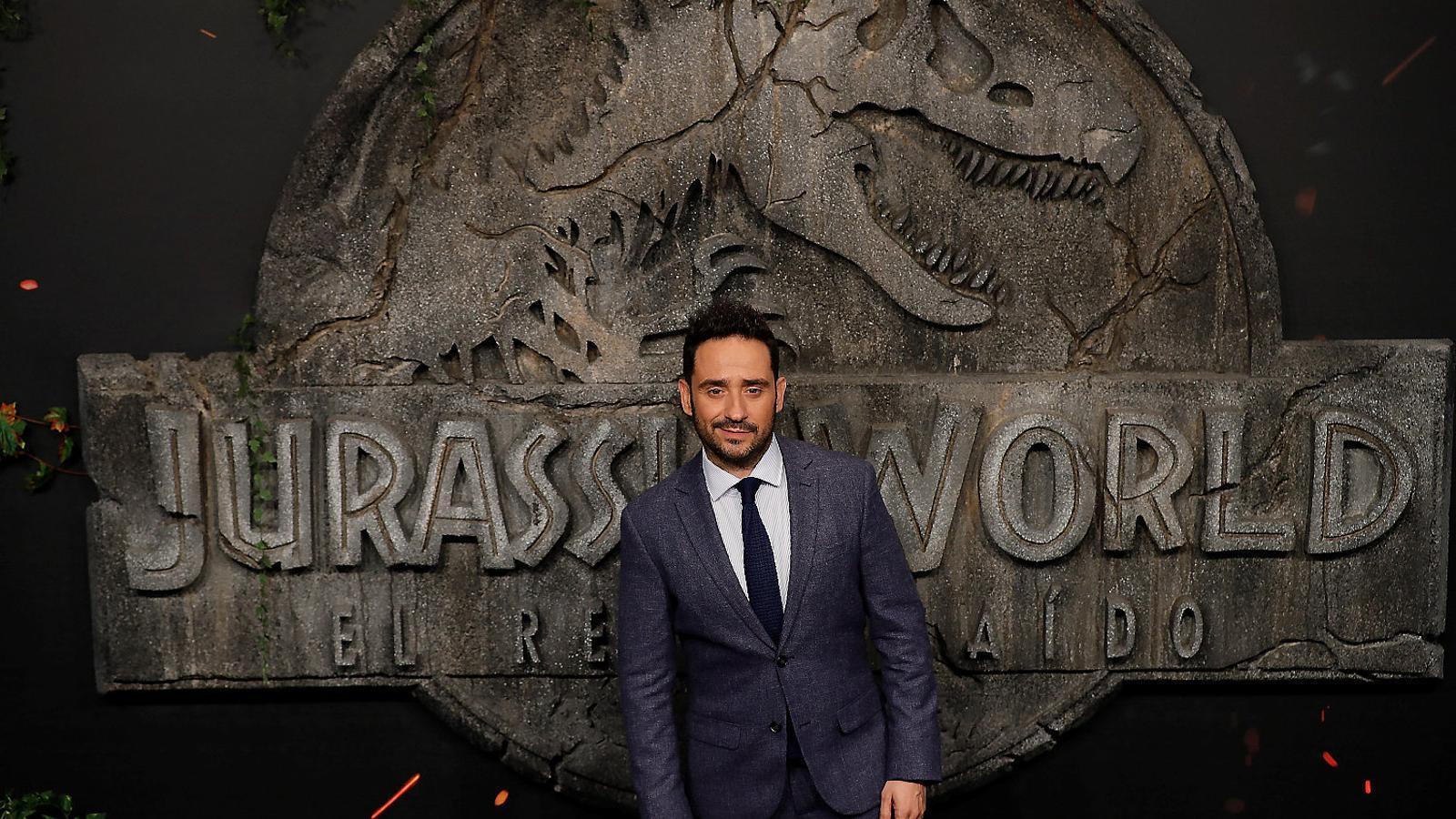 Bayona treu pit amb els seus dinosaures