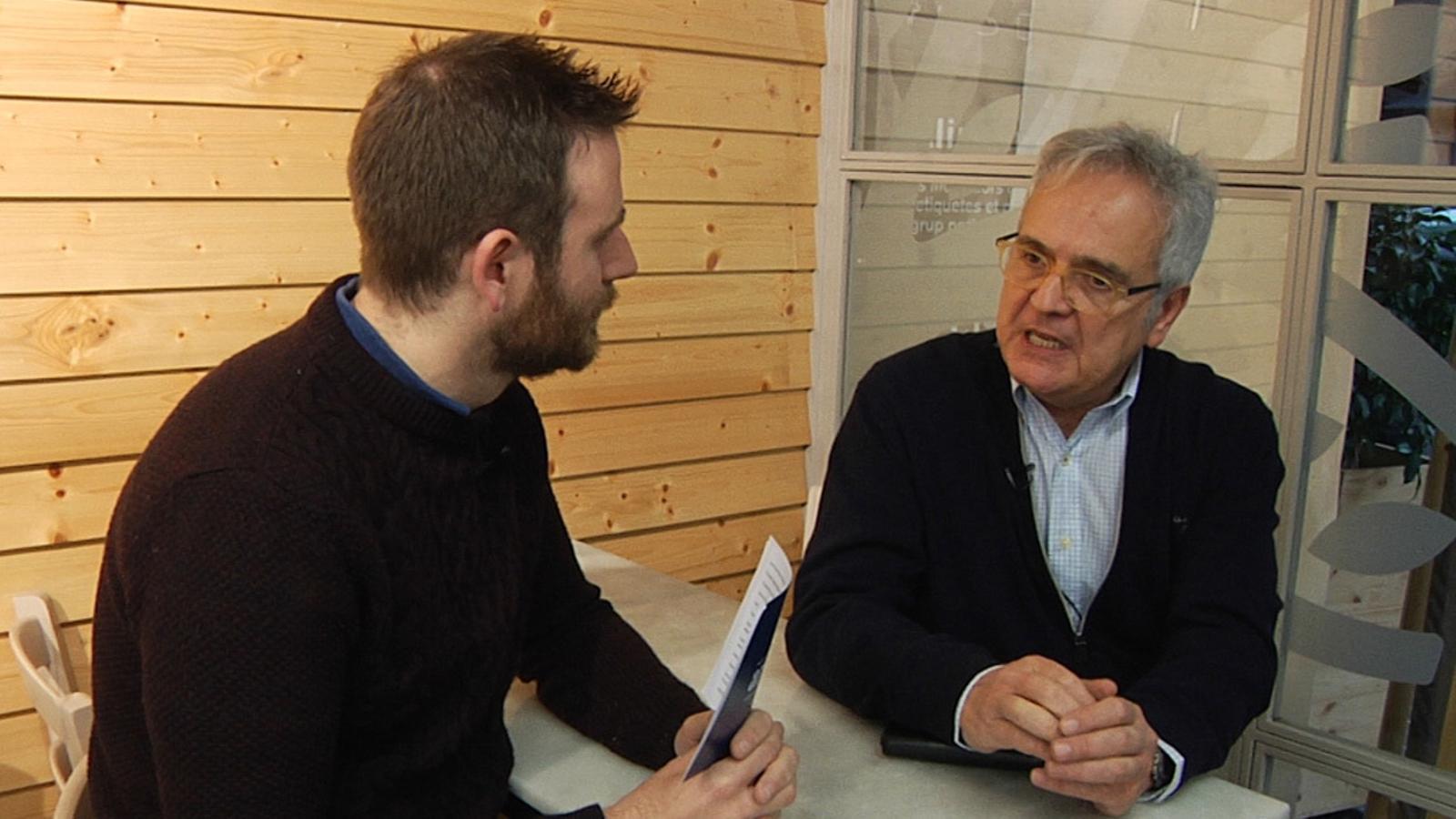 Test a l'independent: Jaume Barberà