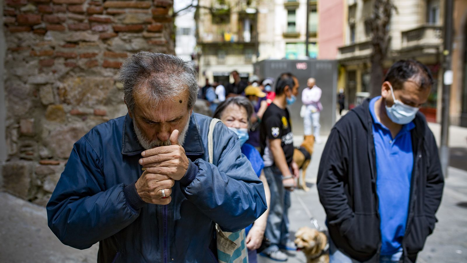 Es tripliquen els àpats repartits pels serveis socials a Barcelona fins a arribar als 11.150 diaris