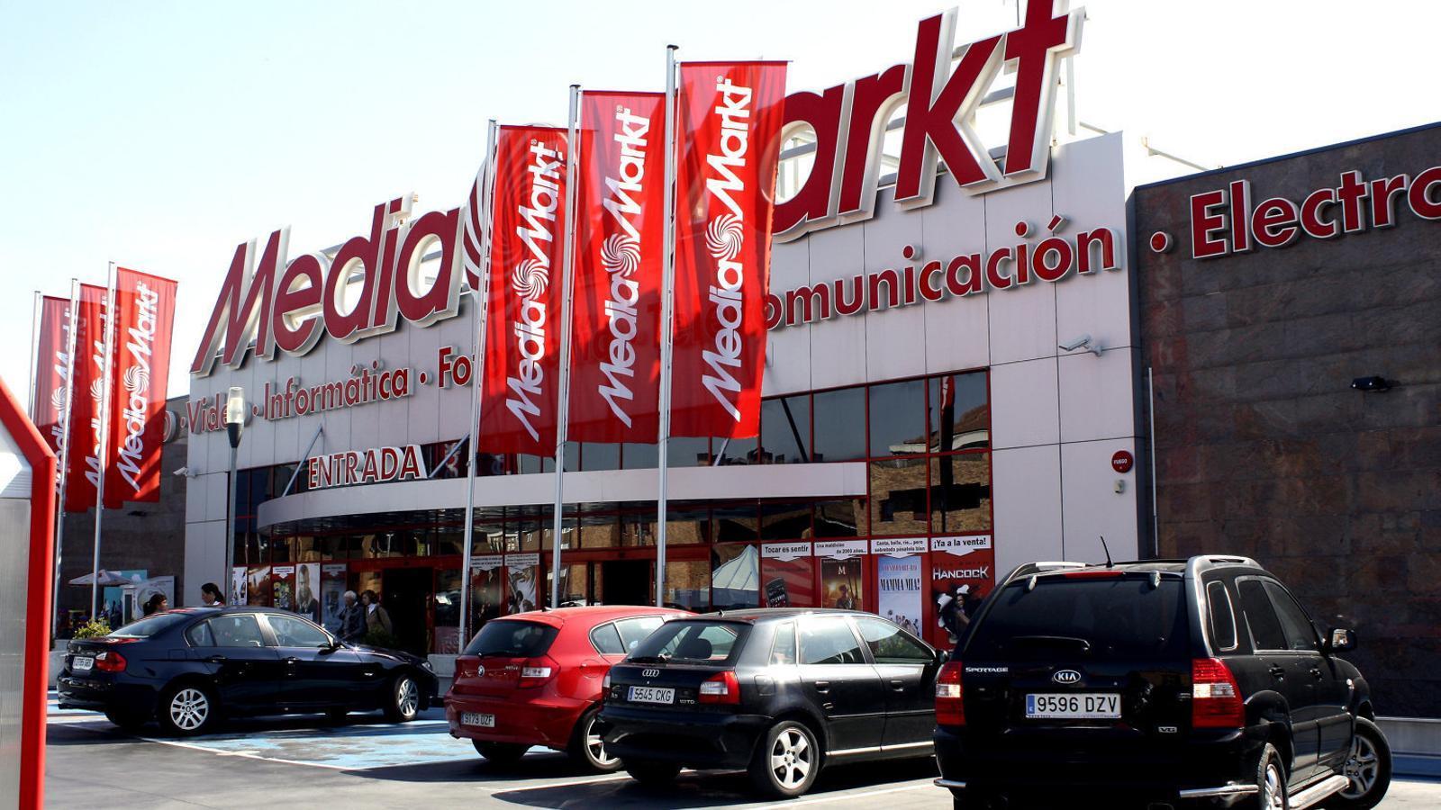 MediaMarkt obrirà un 'hub' tecnològic al Prat de Llobregat