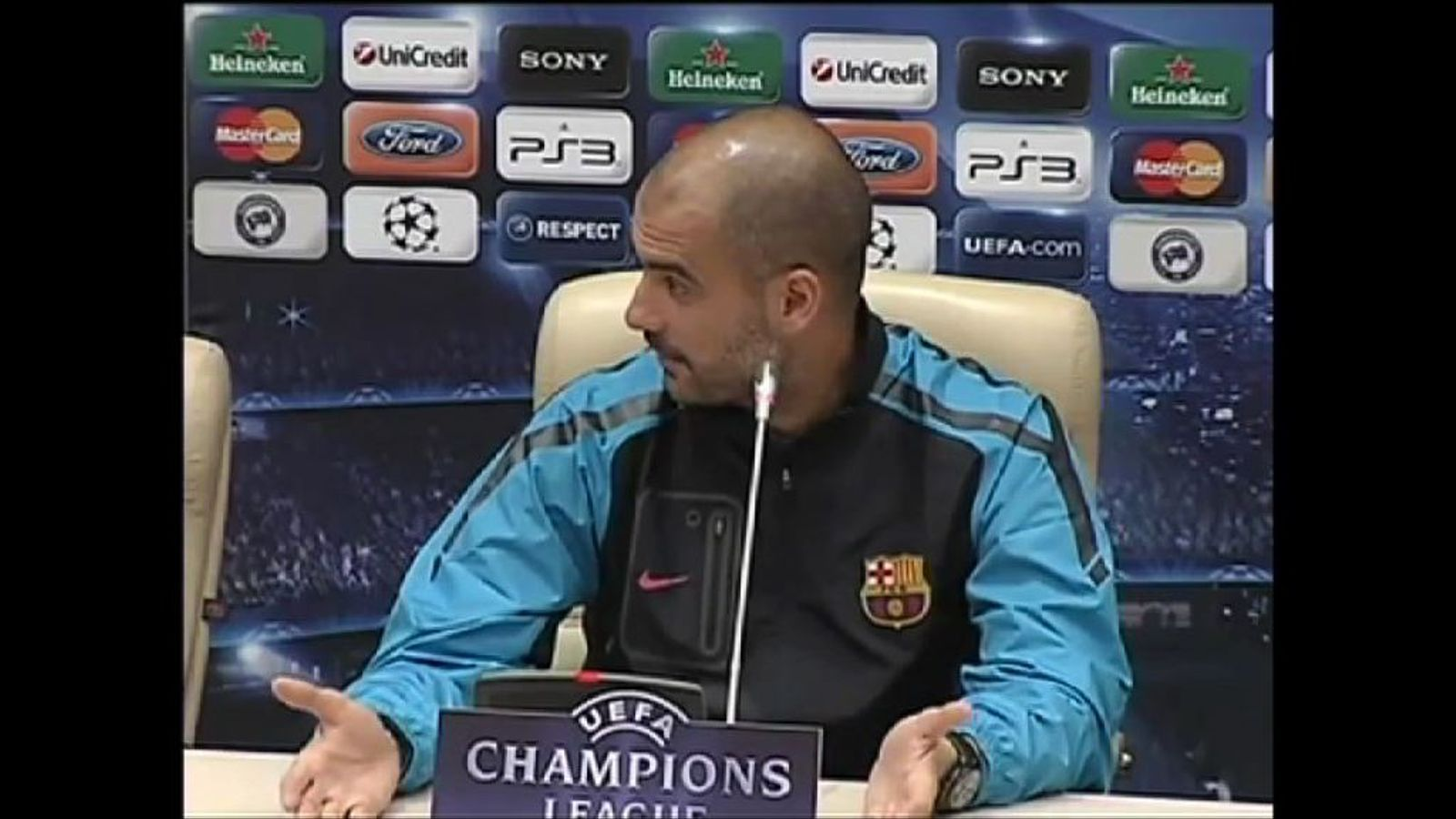 L'error de Guardiola que ha provocat la portada del diari Marca: Si guanyem som a la final