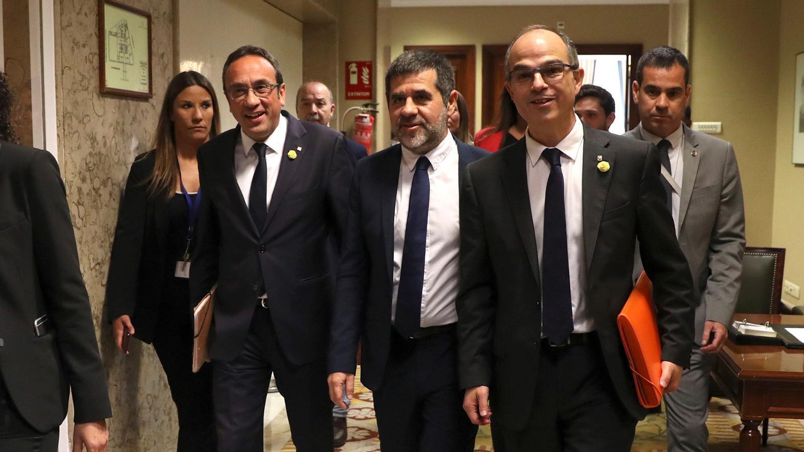 L'anàlisi d'Antoni Bassas: 'Un curtcircuit al Congrés i al Senat'