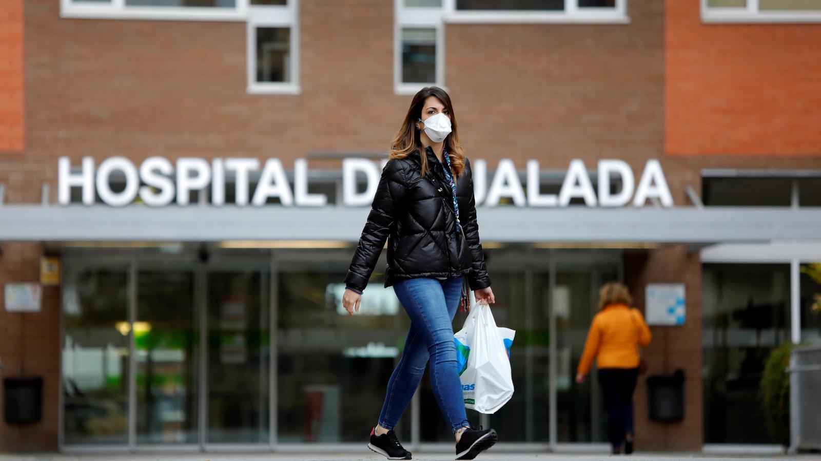 El govern espanyol denega el confinament total de la conca d'Òdena