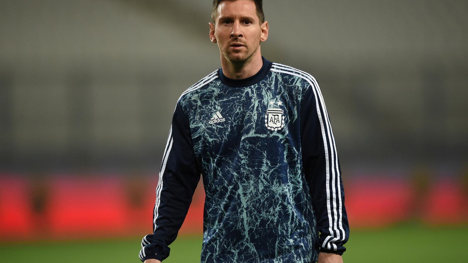 """Messi explota: """"Estic fart de ser sempre un problema"""""""