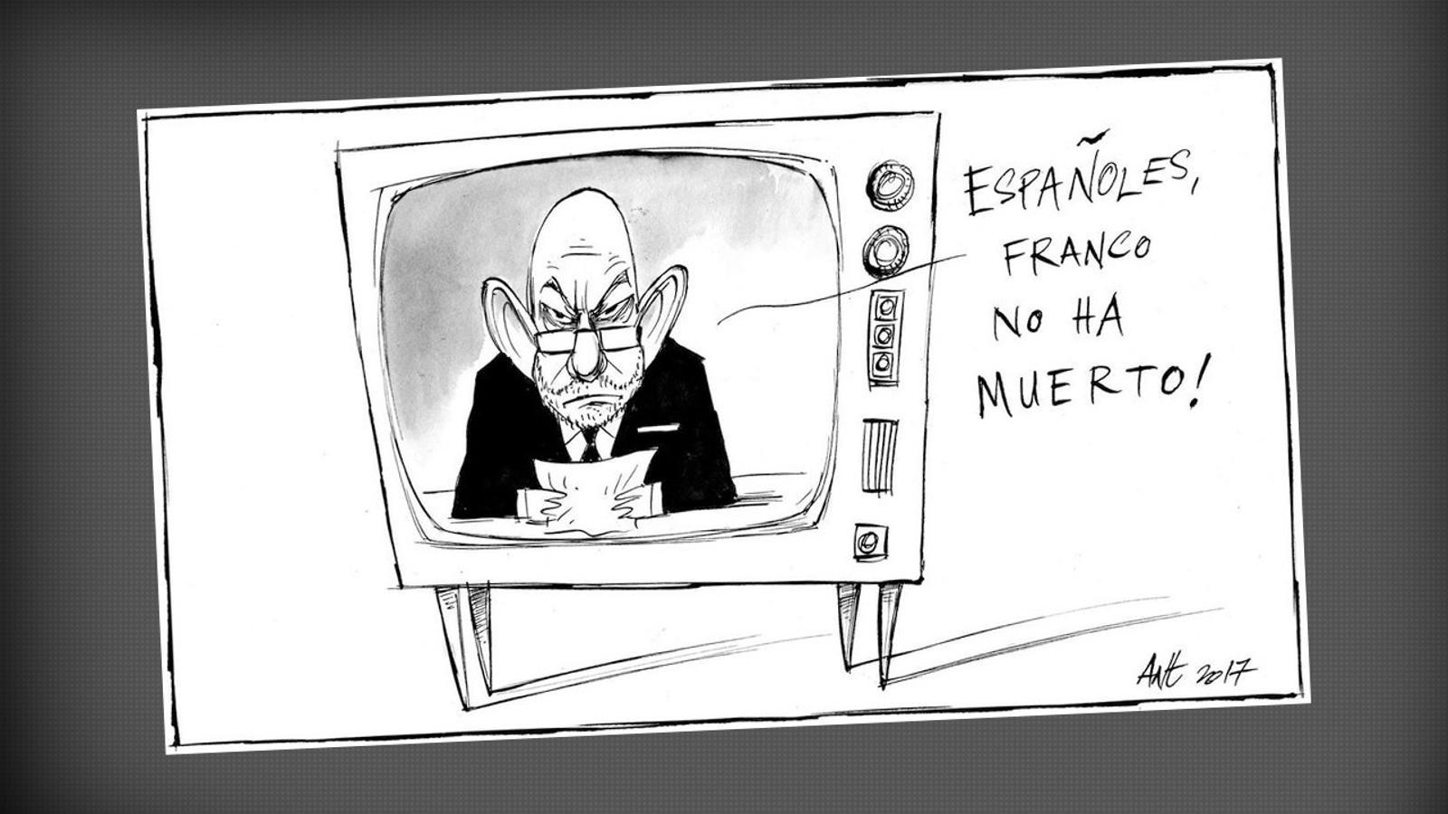 L'anàlisi d'Antoni Bassas: 'Estat d'excepció'
