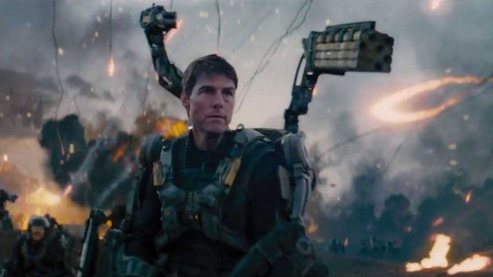 Tràiler d''Edge of tomorrow', amb Tom Cruise