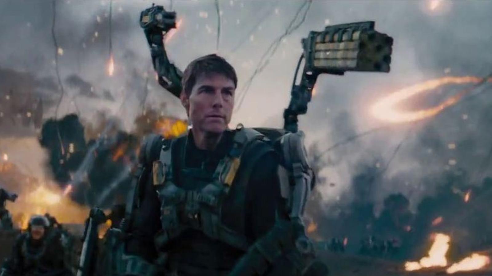 Tràiler d''Edge of tomorrow', amb Tom Cruise