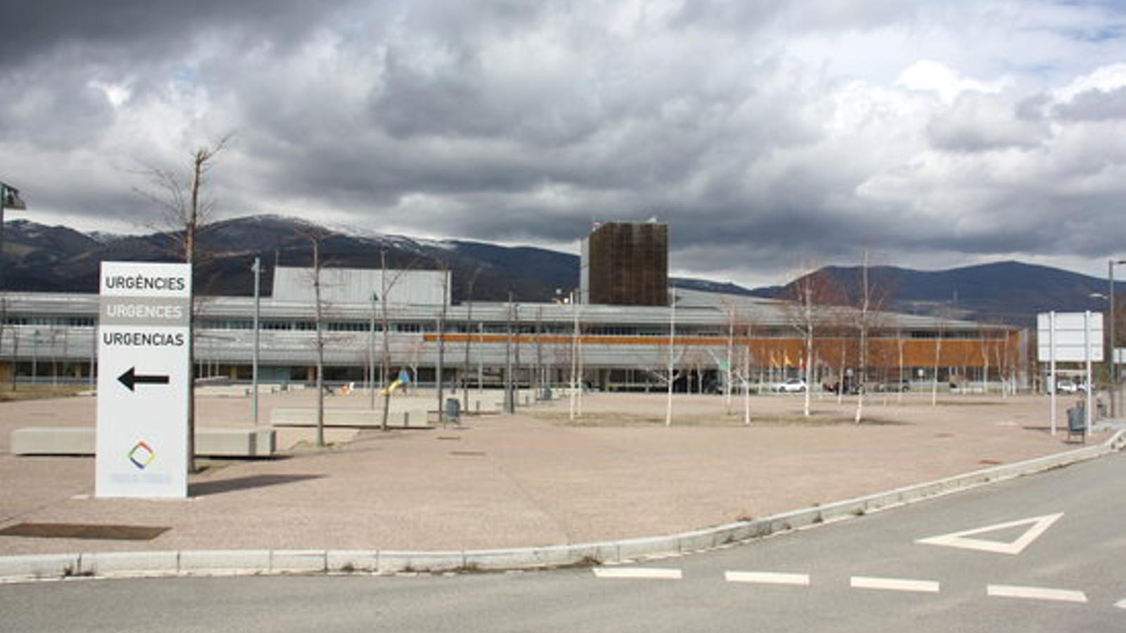 L'Hospital de Cerdanya. / ACN