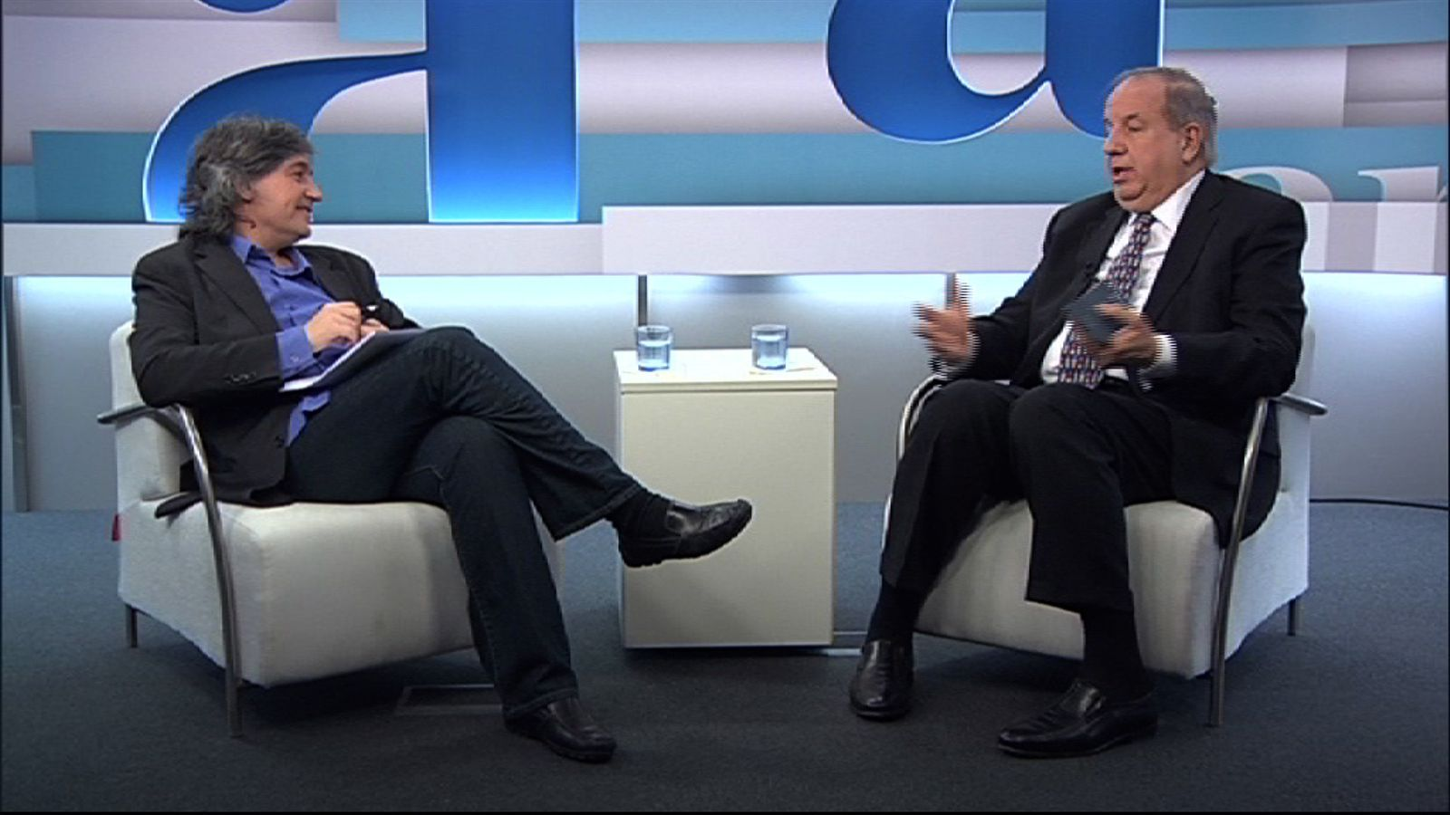 Entrevista a Juan Antonio Giner, per 'Ara TV Premium'