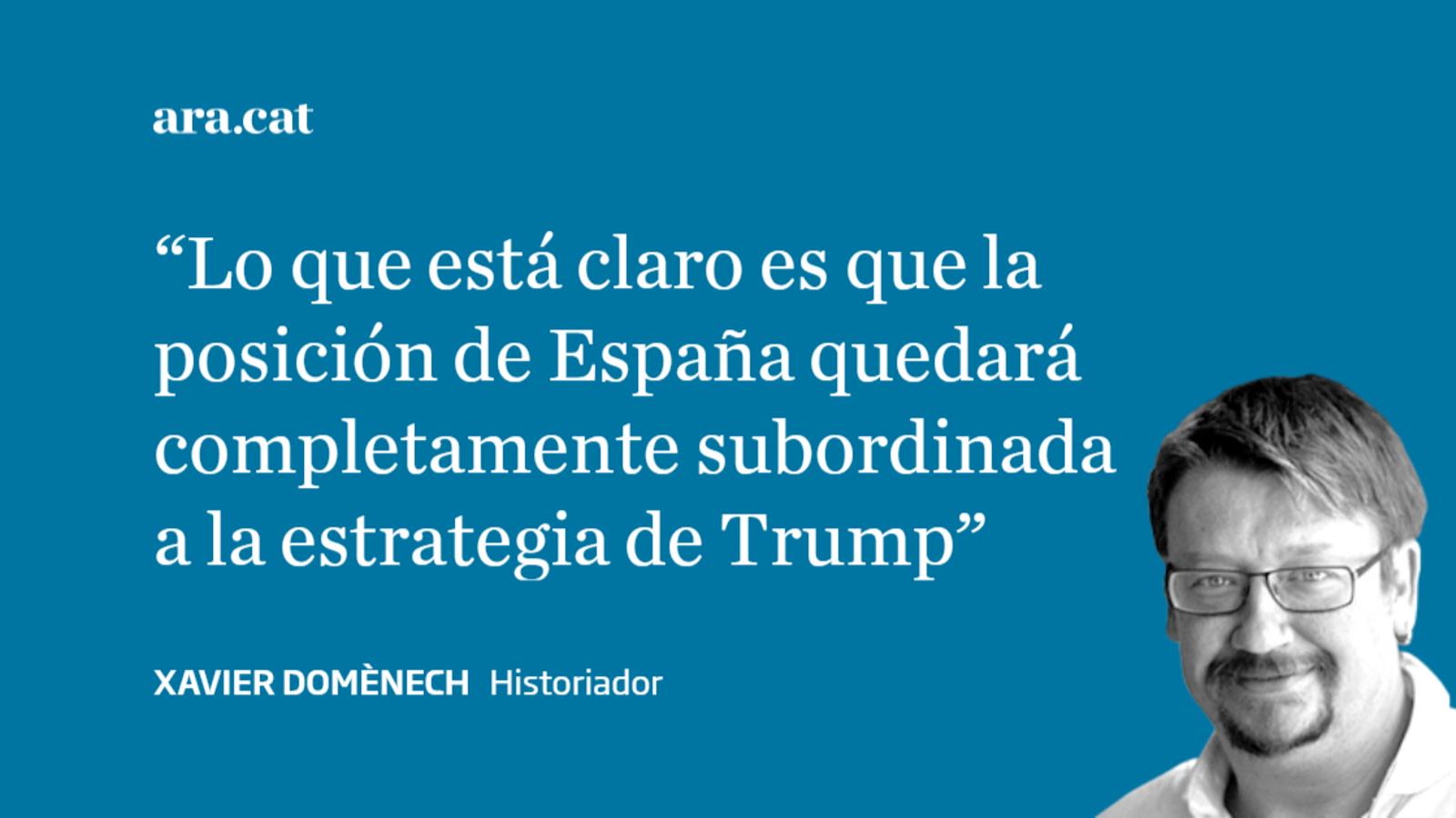 Sánchez, Trump y Venezuela