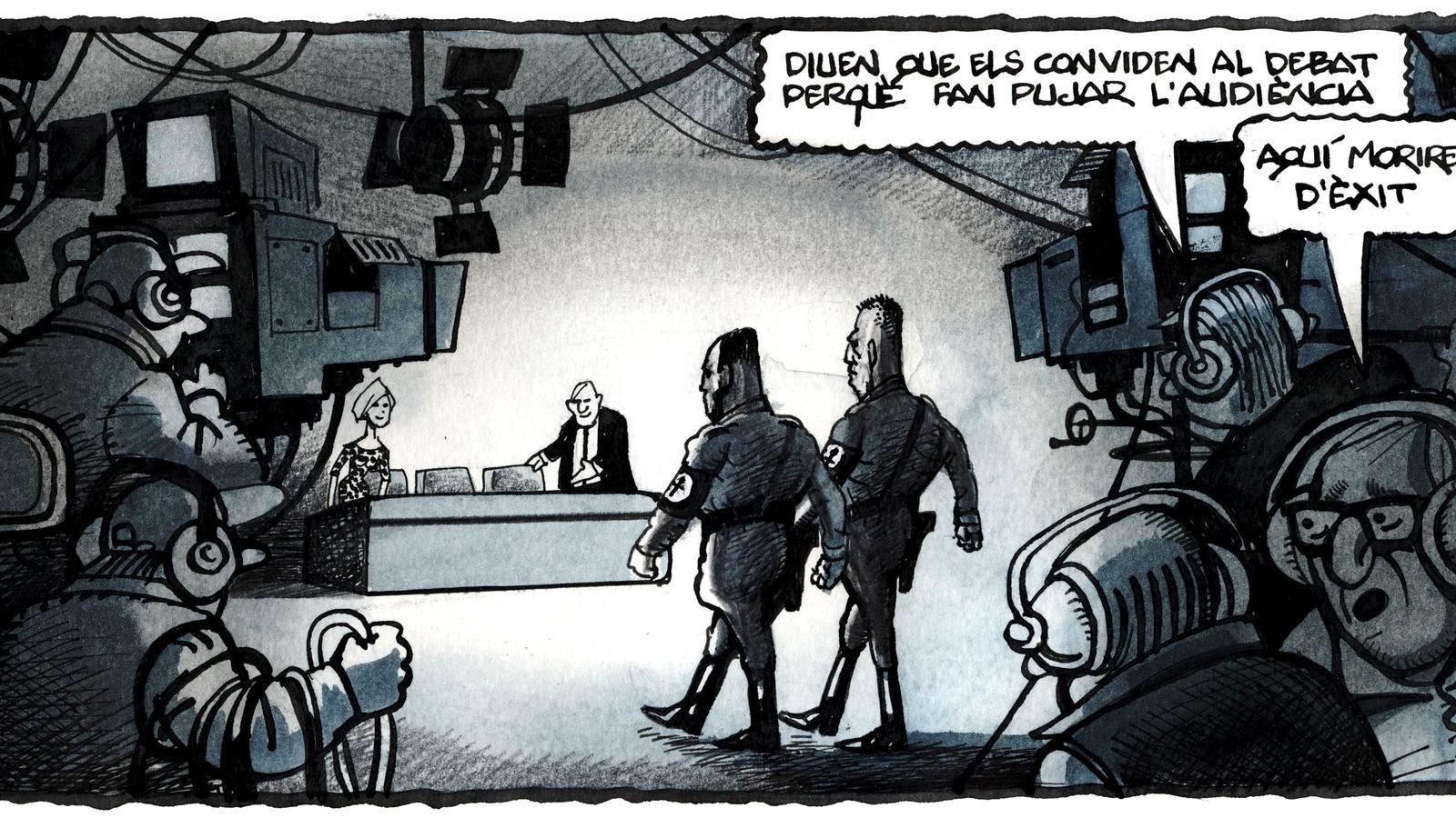 'A la contra', per Ferreres (20/04/2019)