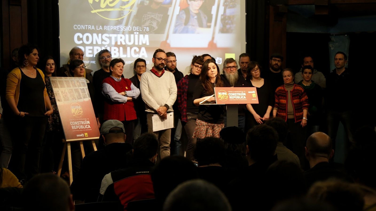 """Benet Salellas: """"L'Anna no ha fugit, ha buscat refugi davant la persecució política"""""""