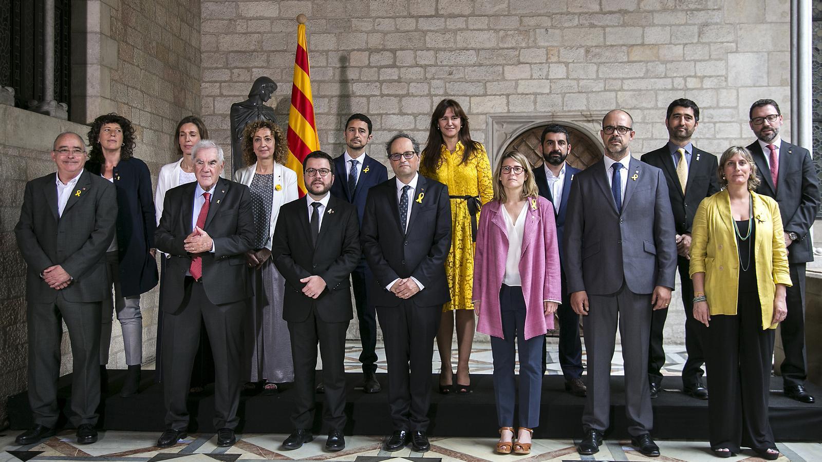 L'anàlisi d'Antoni Bassas: 'Un any de govern Torra: el fre de la interinitat'