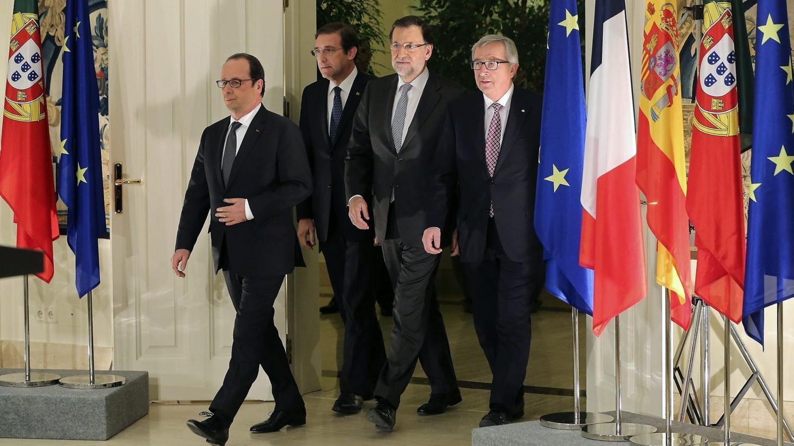 França torna a qüestionar la connexió de gas amb Catalunya