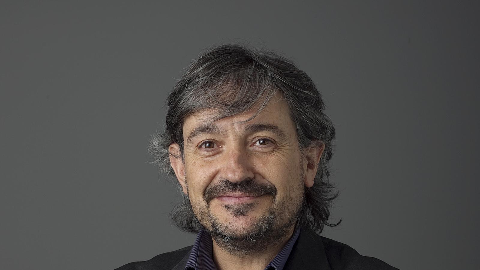 Carles Capdevila, en una imatge del 2014