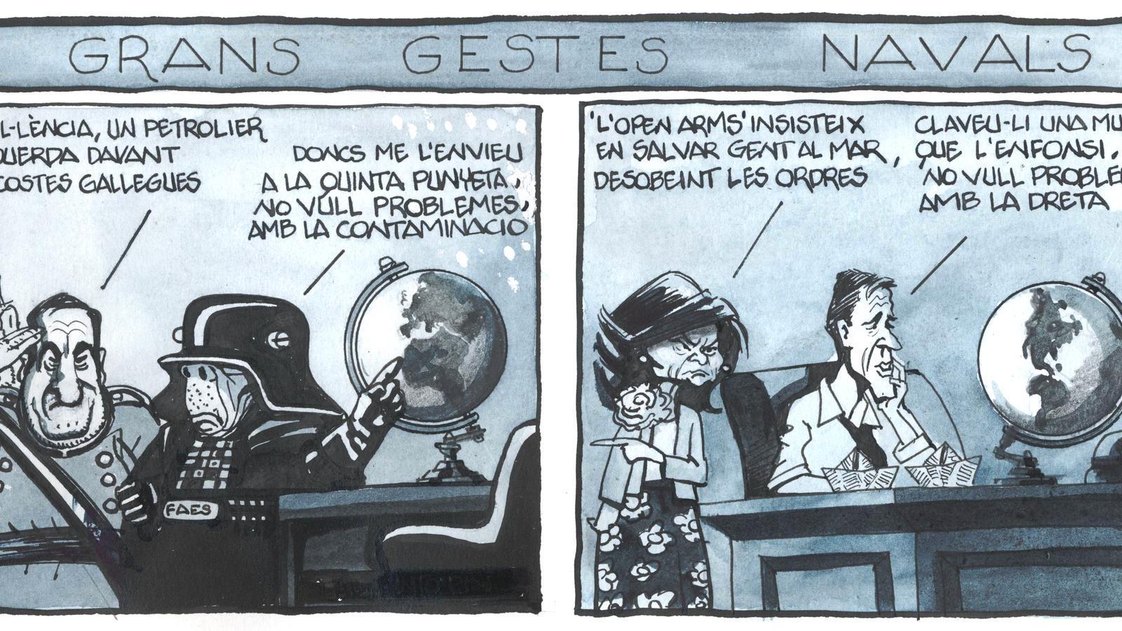 'A la contra', per Ferreres (26/08/2019)
