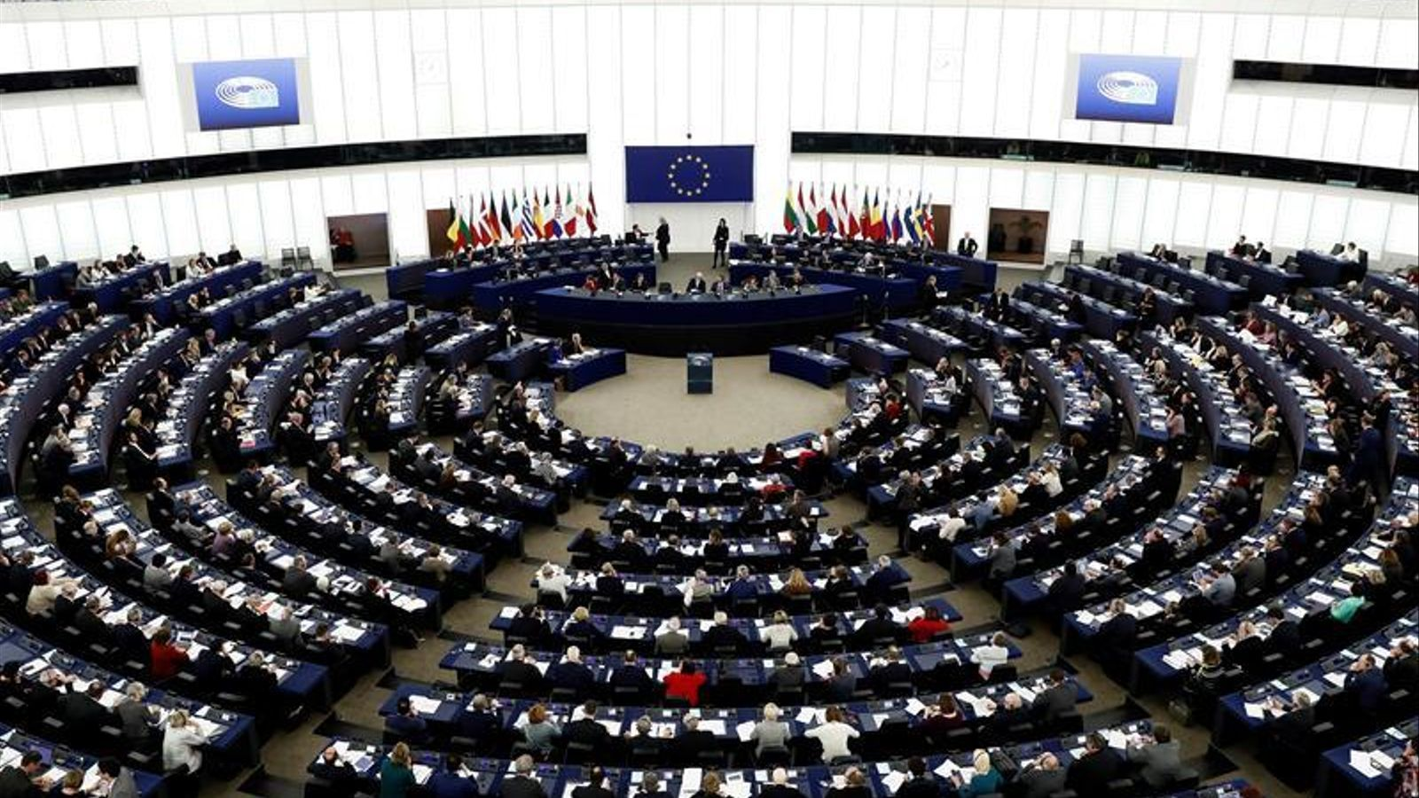 EN DIRECTE: Pedro Sánchez, al Parlament Europeu