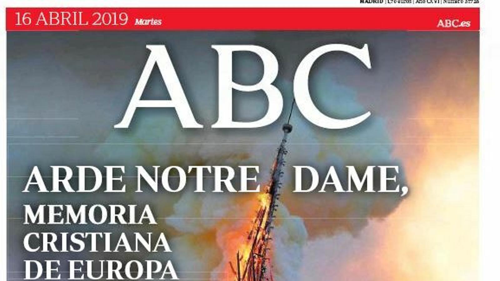 Ni Notre Dame poden deixar en pau