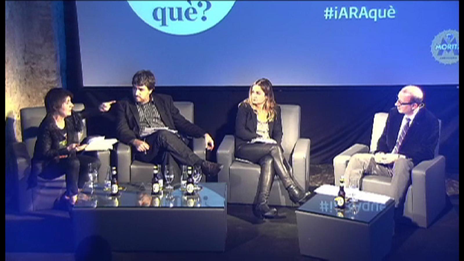 Àlex Gutiérrez: Els programes de testimonis són especialment perversos