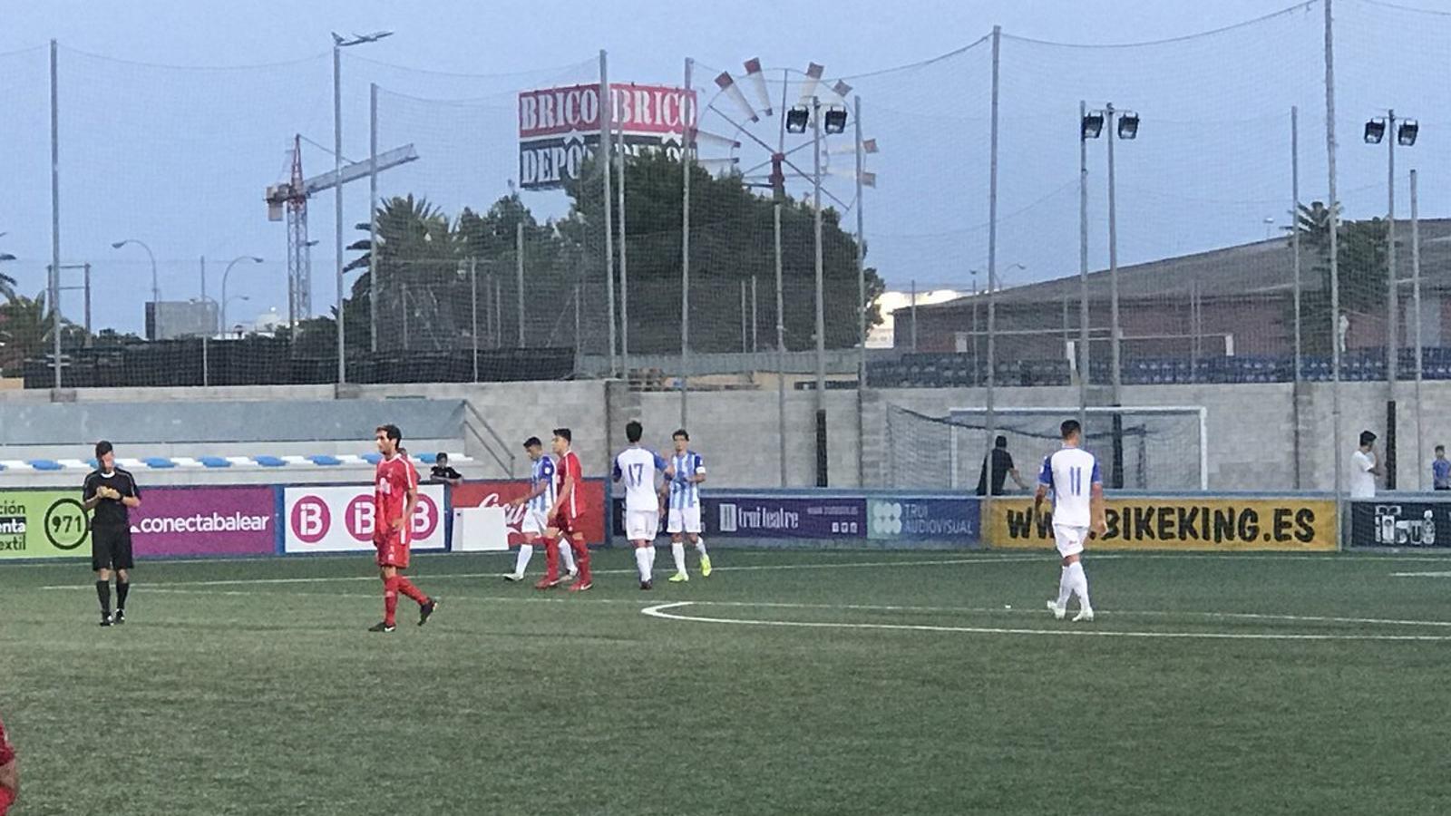 L'Atlètic Baleares guanya 4-0 a l'Esporles