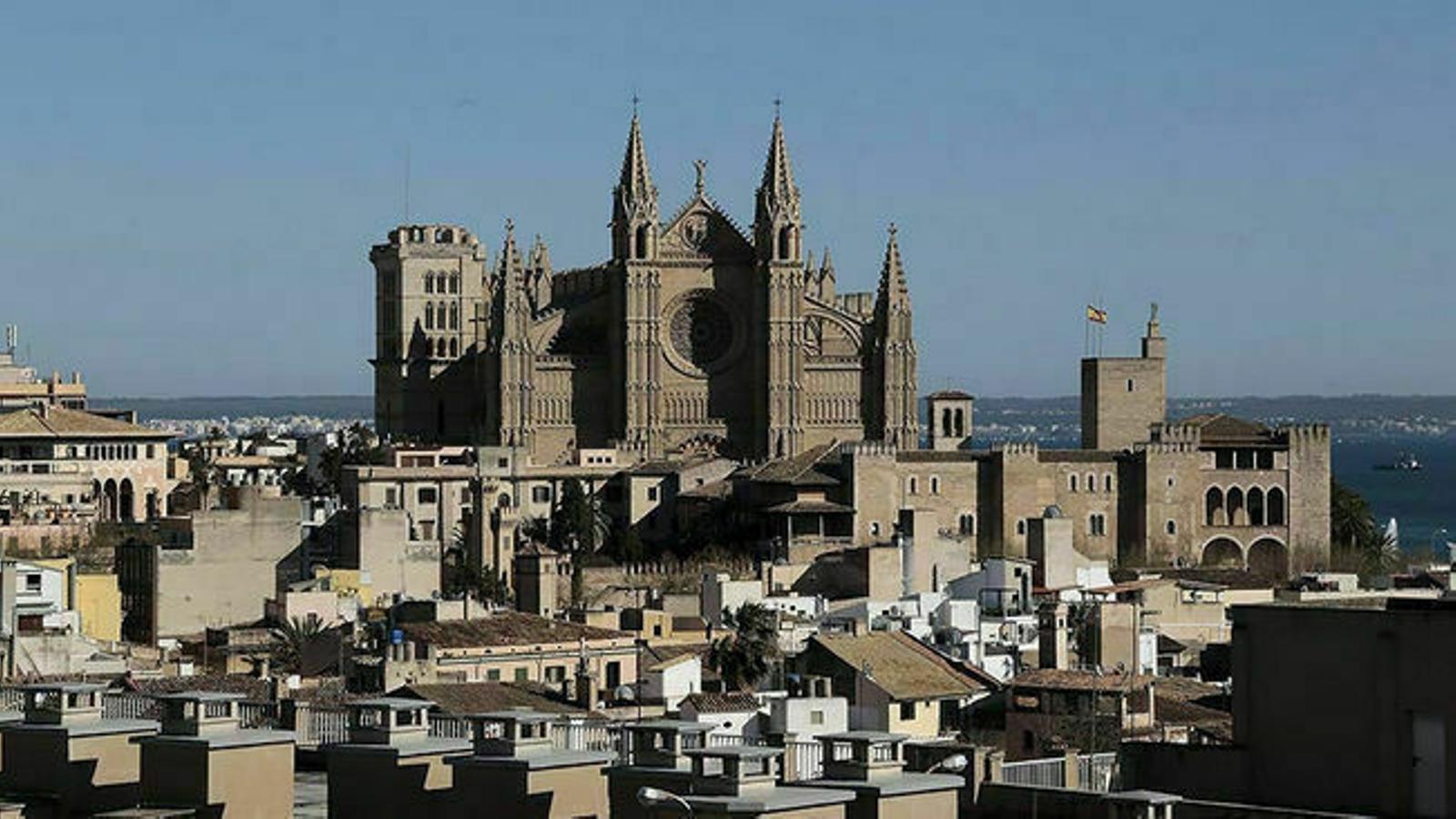 Temps estable i temperatura sense canvis a les Balears
