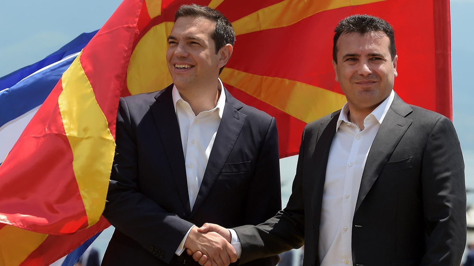 Macedònia del Nord: un part amb fórceps