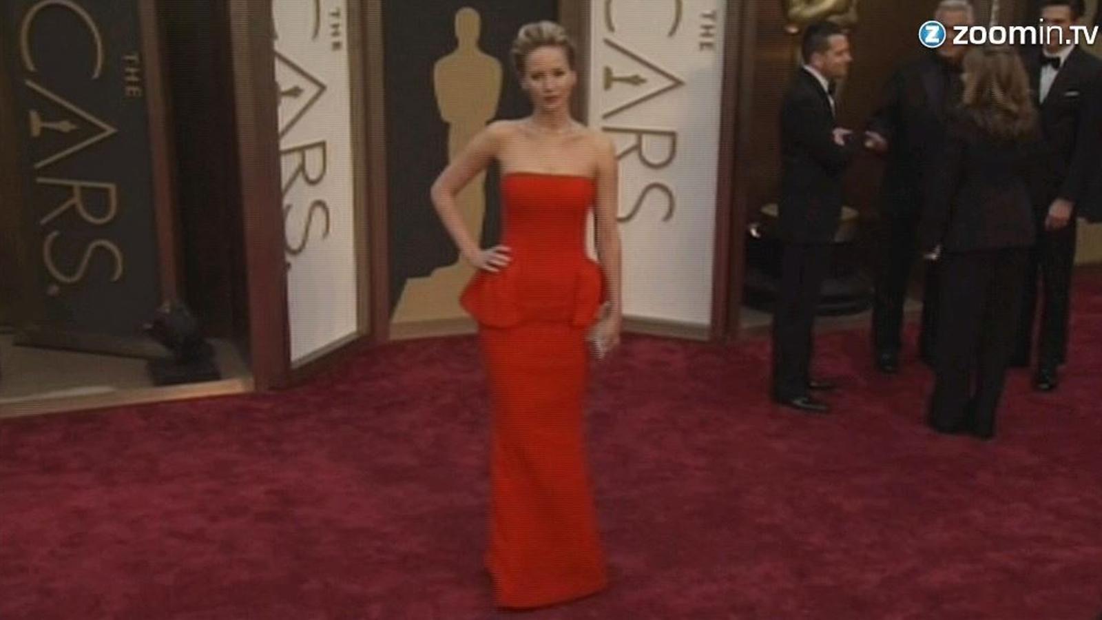 La catifa vermella dels Oscars 2014: els millors vestits