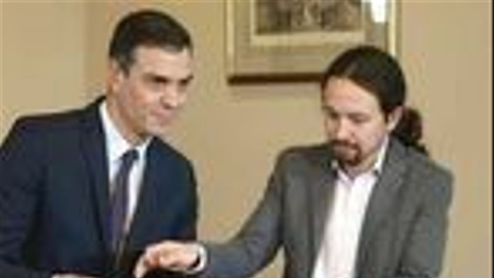 Les bases de Podem avalen el govern de coalició amb el PSOE amb un suport del 97%