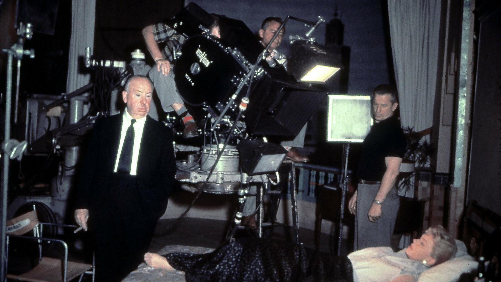 Hitchcock és... Doris Day