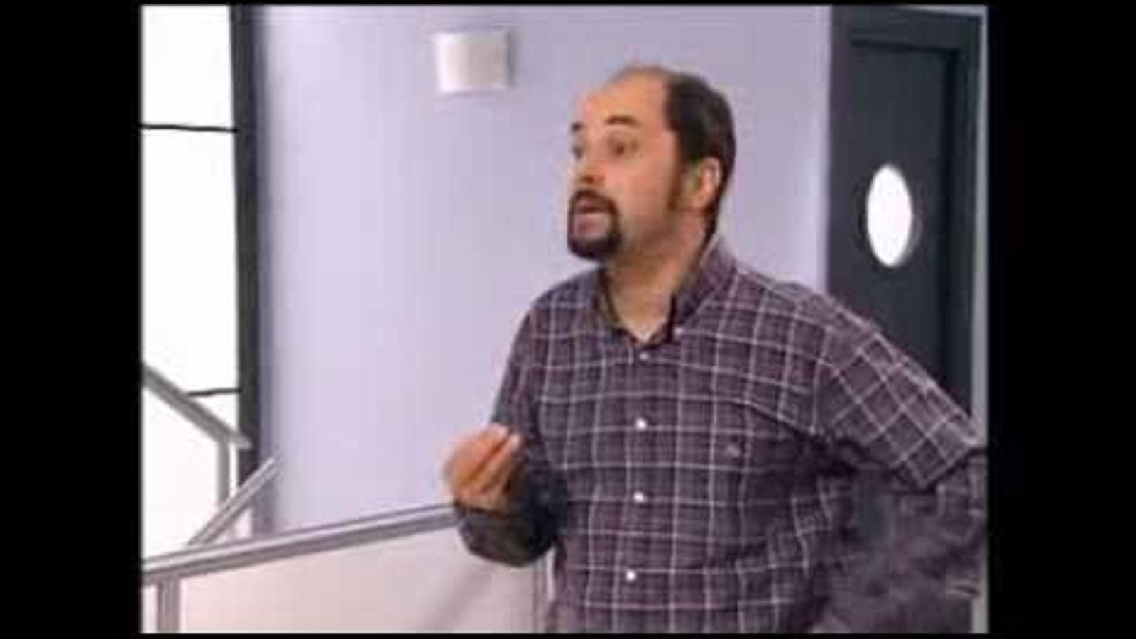 Quin personatge de ficció podria ser Xavier García Albiol?