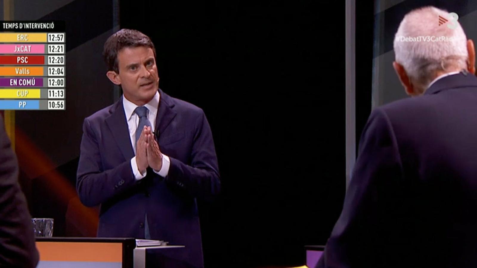 El debat i el misteri de la marca Valls