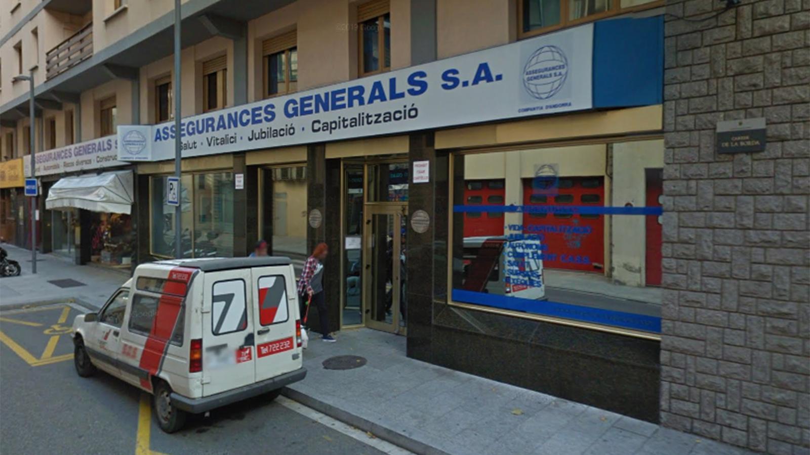 Assegurances Generals. / ARXIU